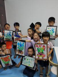 20180911 创意绘画班随拍