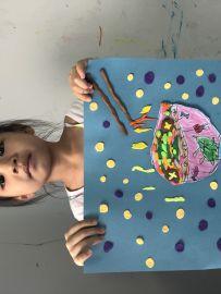 20180602   绘画基础班《美味的面条》